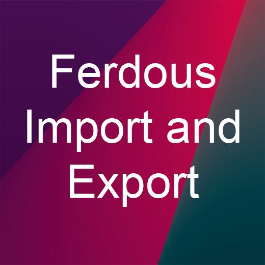 Ferdous Import and Export