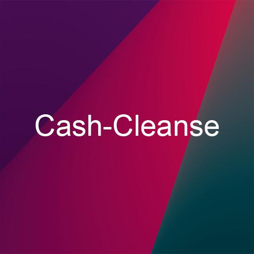 Cash-Cleanse