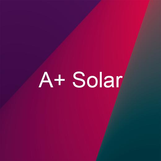 A+ Solar